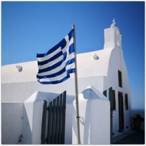 καλημέρα! – Hexerl goes Santorini