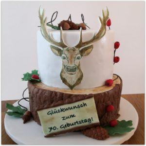 Wildwochen, Gerichte aus Wald und Flur – Jäger Torte